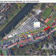 Linienführung Busumleitungen Sanierung Wittstraße