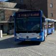 Stadtbus in Landshut