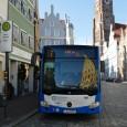 Stadtbus in der oberen Altstadt