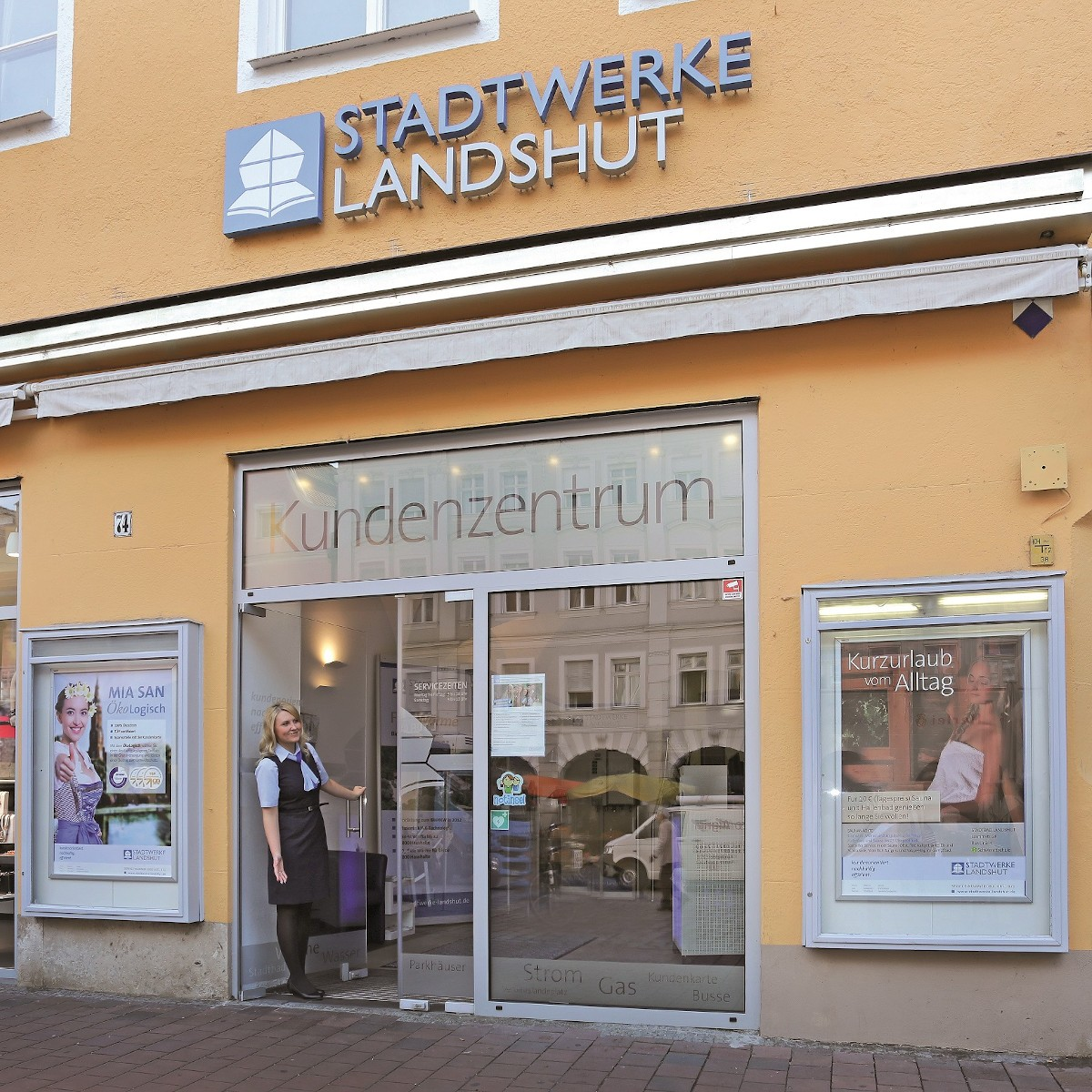 Kundenzentrum Altstadt 74