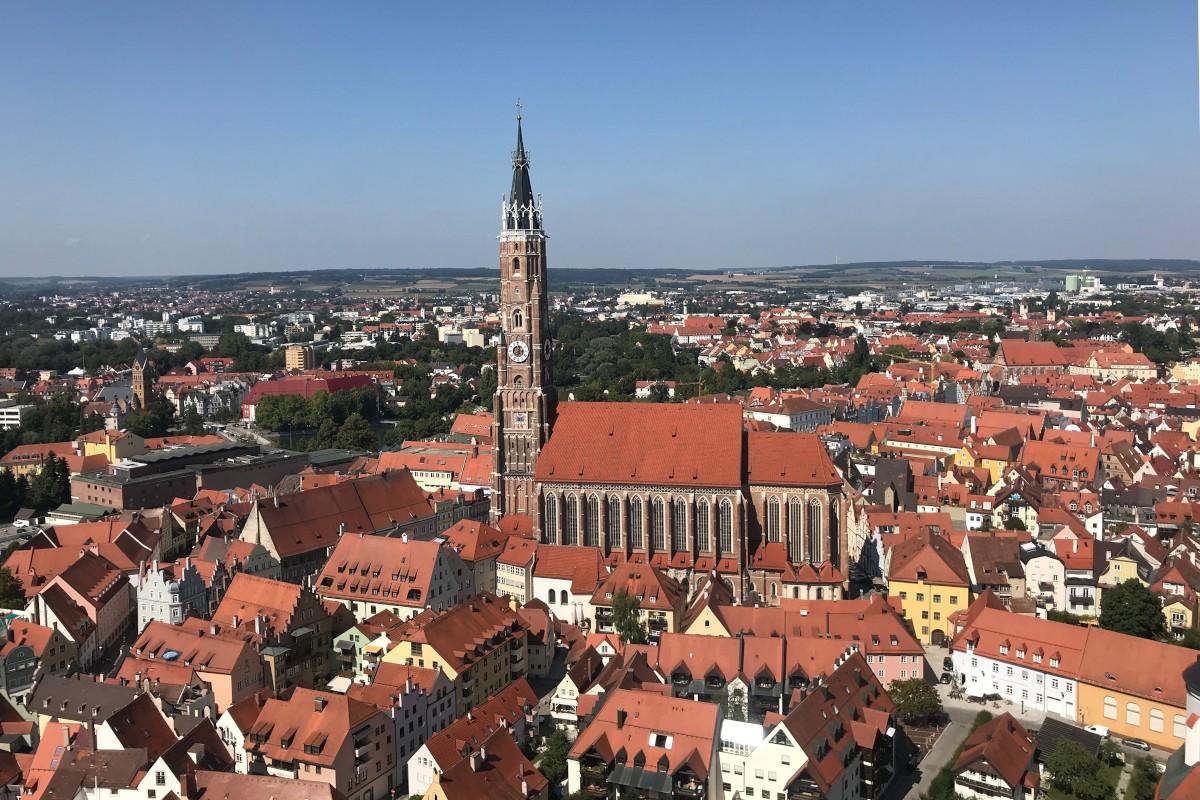 Landshut Sankt Martin