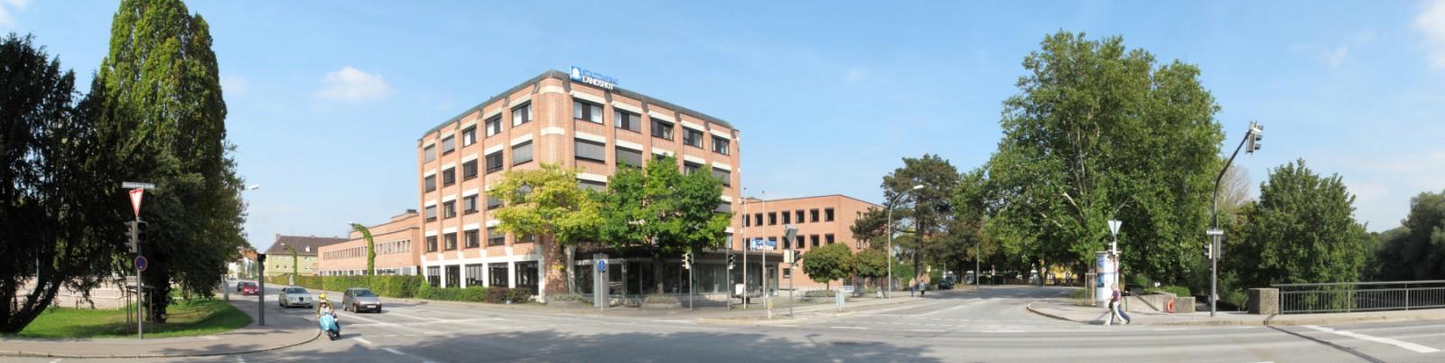Zentrale der Stadtwerke Landshut