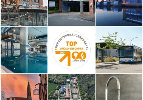 Stadtwerke sind Top-Lokalversorger