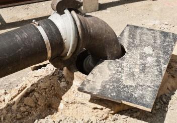 Baumaßnahmen im Grundwasserbereich