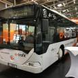 Dieselbus zu Elektrobus umgerüstet