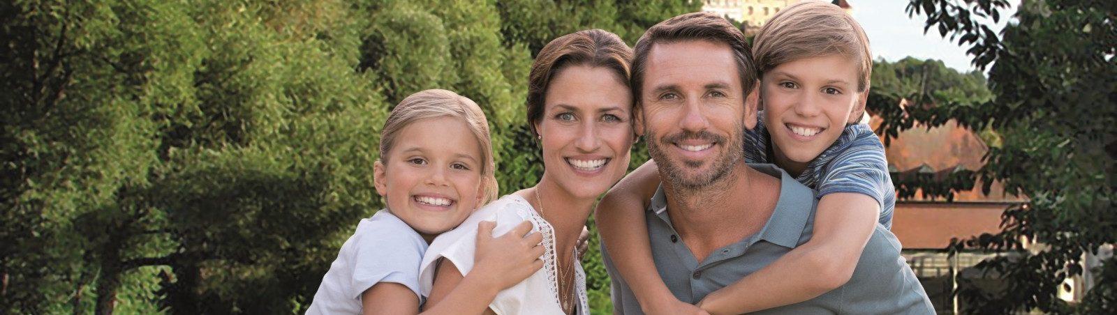 Familie aus Landshut