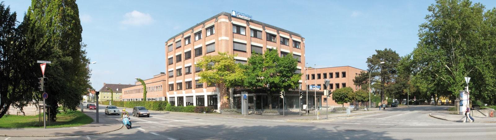 Zentrale Stadtwerke Landshut